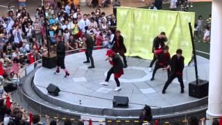 DA PUMP 2014.09.14 ♪New Position(アンコール)/たまプラーザテラス