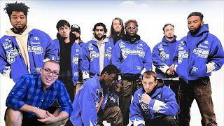 BROCKHAMPTON INTERVIEW
