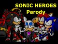 Sonic Heroes in minutes