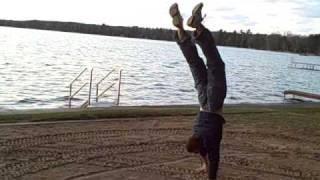 handstand tricks