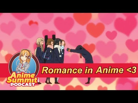 Reviewing Sexy Time Romance in Anime V-Day Special- Anime Podcast