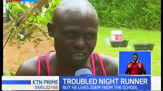 Night runner Jack Songo cant get a rental house after landlords shunned him
