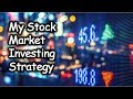My Stock Market Investing Strategy