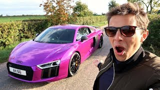 TIME TO MAKE MY AUDI R8 1000BHP!?