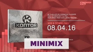 Kontor Top Of The Clubs Vol. 70 (Official Minimix HD)