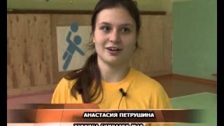 Уроки фитнеса в луховицкой гимназии