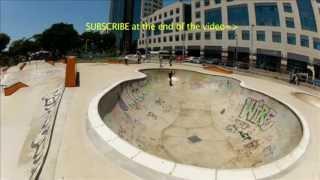 Israskate Trailer - Galit Skate Park