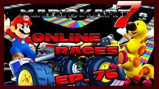 "Video Mario Kart 7 Online Races Ep. 76 | ""THE GAME'S RIGGED!!!"" download MP3, 3GP, MP4, WEBM, AVI, FLV Oktober 2018"