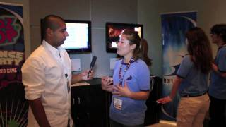 E3 2010 Family Party Fitness Fun Interview.mov