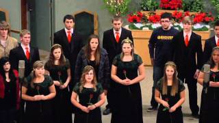 Porterville High School Madrigals - Coventry Carol