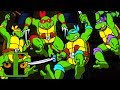 Teenage Mutant Ninja Turtles 10 Hours | TMNT Theme Song