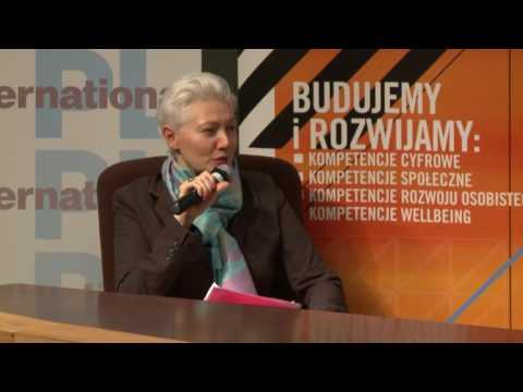 "Digital University ""Future of New Media"" panel dyskusyjny"
