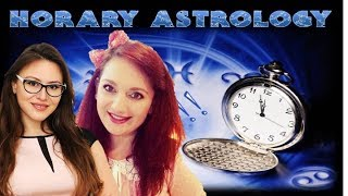 Horary Astrology Secrets. How to Answer Specific Questions in Astrology. With Radostina & Astrolada
