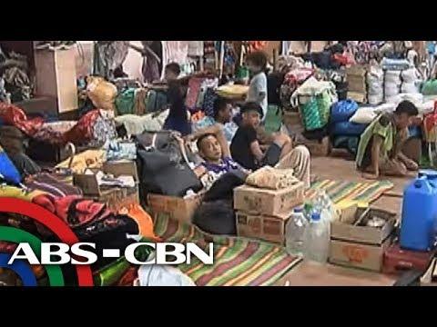 Pag-uwi ng 800 pamilya pabalik ng Marawi, napurnada