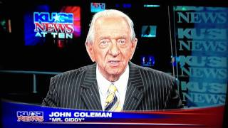 john coleman kusi its friday !!!