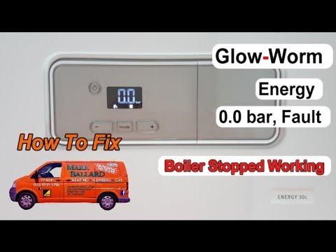 Glow Worm Energy 0.0 Bar