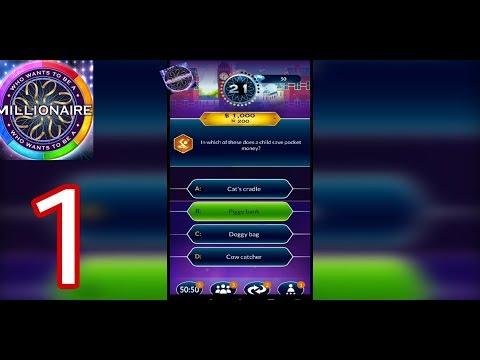 Millionaire Trivia - Gameplay Walkthrough Part 1 (iOS, Android)