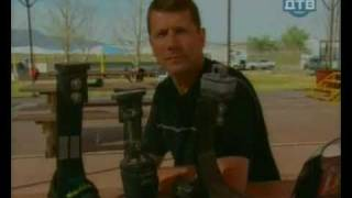 Дейн Боуман - безногий парашютист