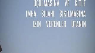#İzmir alçak irtifadan kitle imha silahlarıyla saldırı altında.