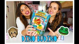 Popin'Cookin - DINO BUDINO + Detergenti mani Profumatissimi!
