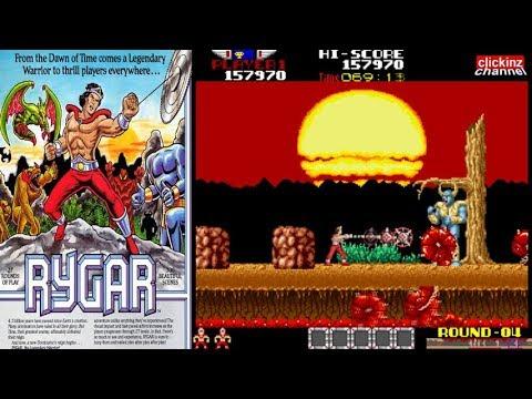 el juego rygar legendary warrior