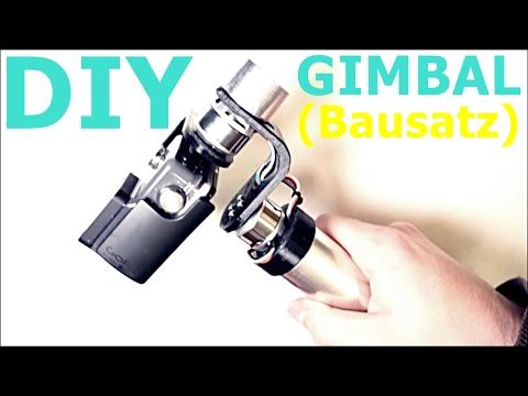 Gimbal selber bauen!  (Bausatz)