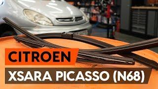 Citroën Xsara N1 Bedienungsanleitungen online