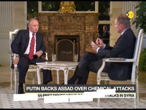 Putin breaks silence on North Korea's denuclearisation programme