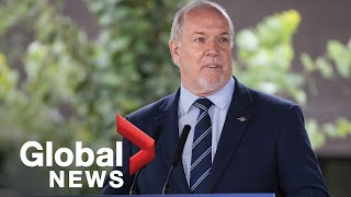Coronavirus: BC to hire 500 temporary health workers for increased contact tracing | FULL