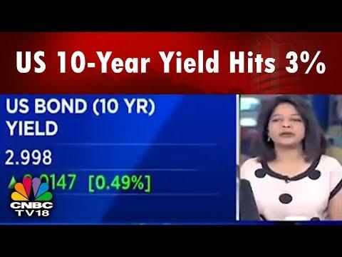 US 10-Year Yield Hits 3% | Bonds Vs Bulls | Bazaar Morning Call | 25th April 2018 | CNBC TV18