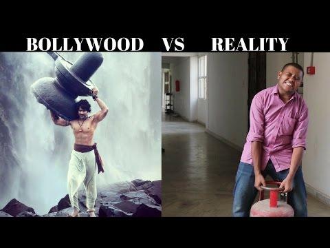 Bollywood Vs Reality | Expectation Vs Reality | Full Comedy | Reality Vibes