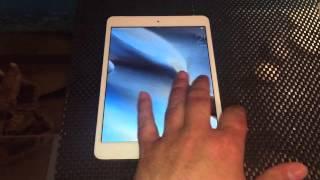 видео Ipad проблема со звуком.3GP