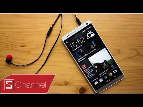 Schannel - Trên tay HTC One Max 2014 : Phiên bản mới giảm giá 9 triệu