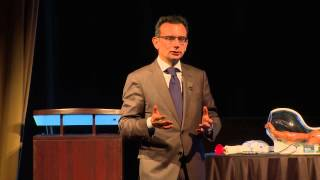 Surrounded by happiness at Birth | Dr. Mario Merialdi | TEDxCapeMay