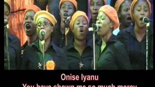 Onise Iyanu by Rhema Voices of CAC Living Sanctuary (13-11-2016)