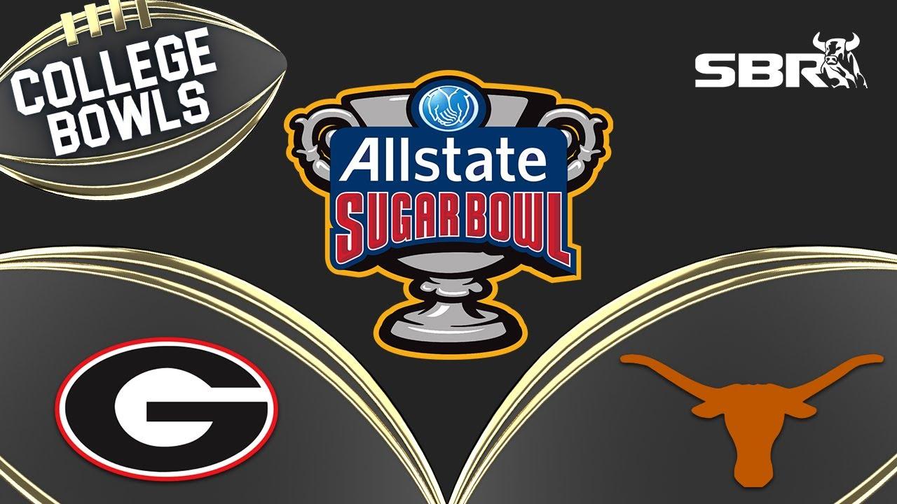 Sugar Bowl 2018 Texas Vs Georgia College Football Picks And