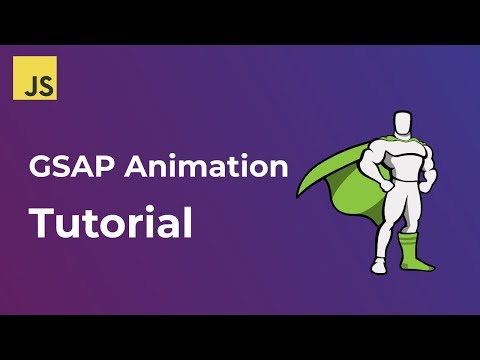 GSAP Animation Tutorial | Create Awesome Animations With Javascript