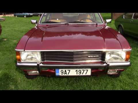 Ford Granada MK1 Ghia, GXL, XL And Consul GT