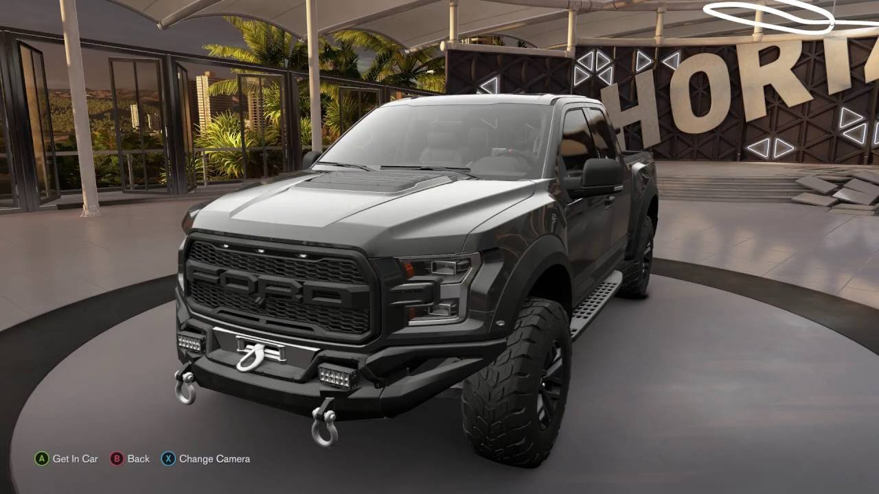 2017 Ford F150 Lifted >> Forza Horizon 3 Badass 2017 Ford Raptor, Custom Built for ...
