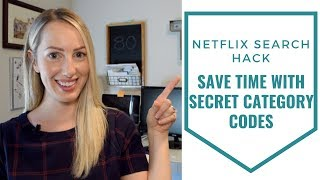Netflix Search Tip: How to Find Secret Movie Categories