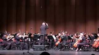 Arcadia High School Symphony Orchestra - The Vertical Concert 2015