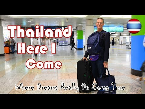 My Thai Wife Becoming an Expat in Bangkok Thailand Part 2