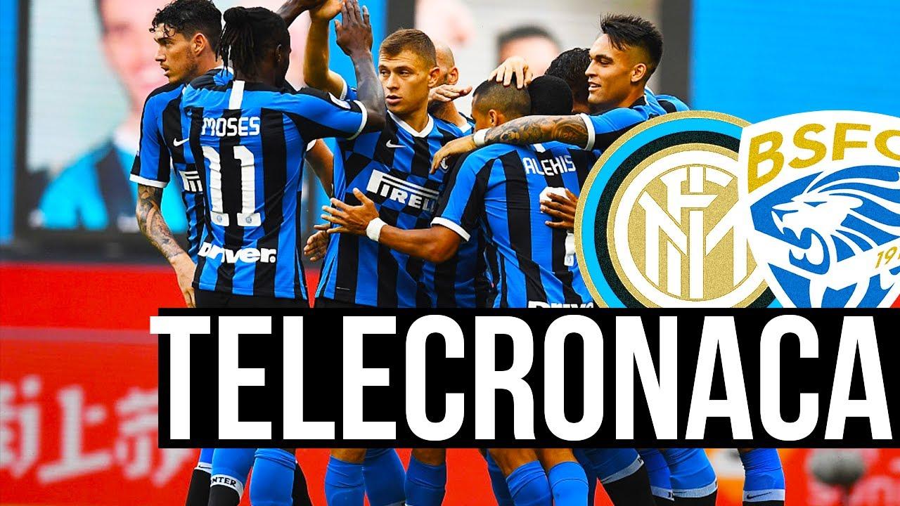 La Goleada dell'Inter contro il Brescia commentata da Tramontana e Fortuna | Inter 6-0 Brescia