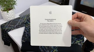 WWDC20 - Unboxing Swift Student Challenge Award