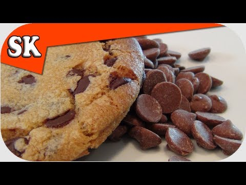 CHOCOLATE CHIP COOKIE RECIPE -- Chewy Cookie -- Slice and Bake