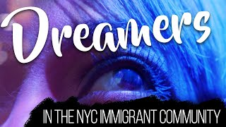 'DREAMERS': Interviews with NYC IMMIGRANTS in the CREATIVE community.