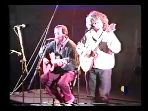 Schwenke & Nilo en la Casa del Deporte U de Concepción 1993.-