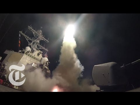 President Donald Trump's Syria Missile Strike: Here's What Happened   The New York Times