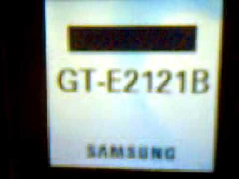 Loi May Samsung E2121B  May bao 3D010017 Nho cac Bac chi dum Thanks nhieu !