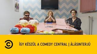 Így készül a Comedy Central   Állásinterjú